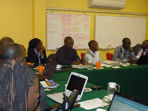 training for ngos